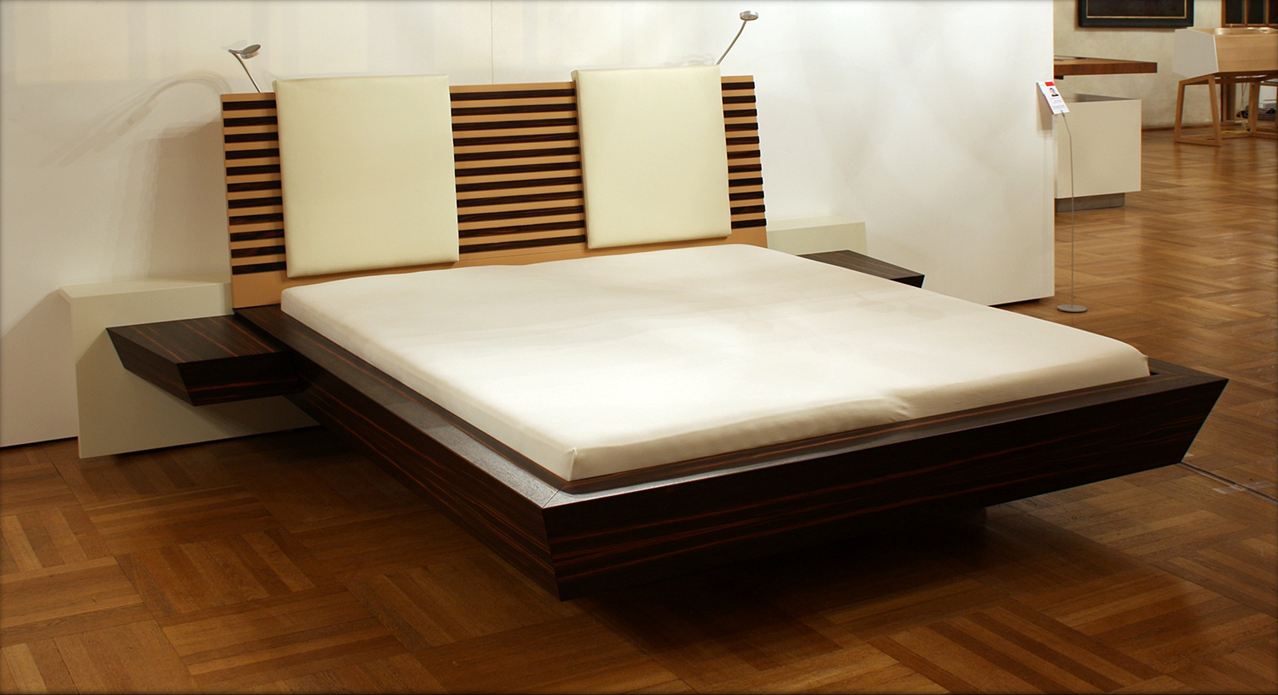 Schlafzimmer Schreinerei Lachermeier Beilngries - Schlafzimmer mit wasserbett