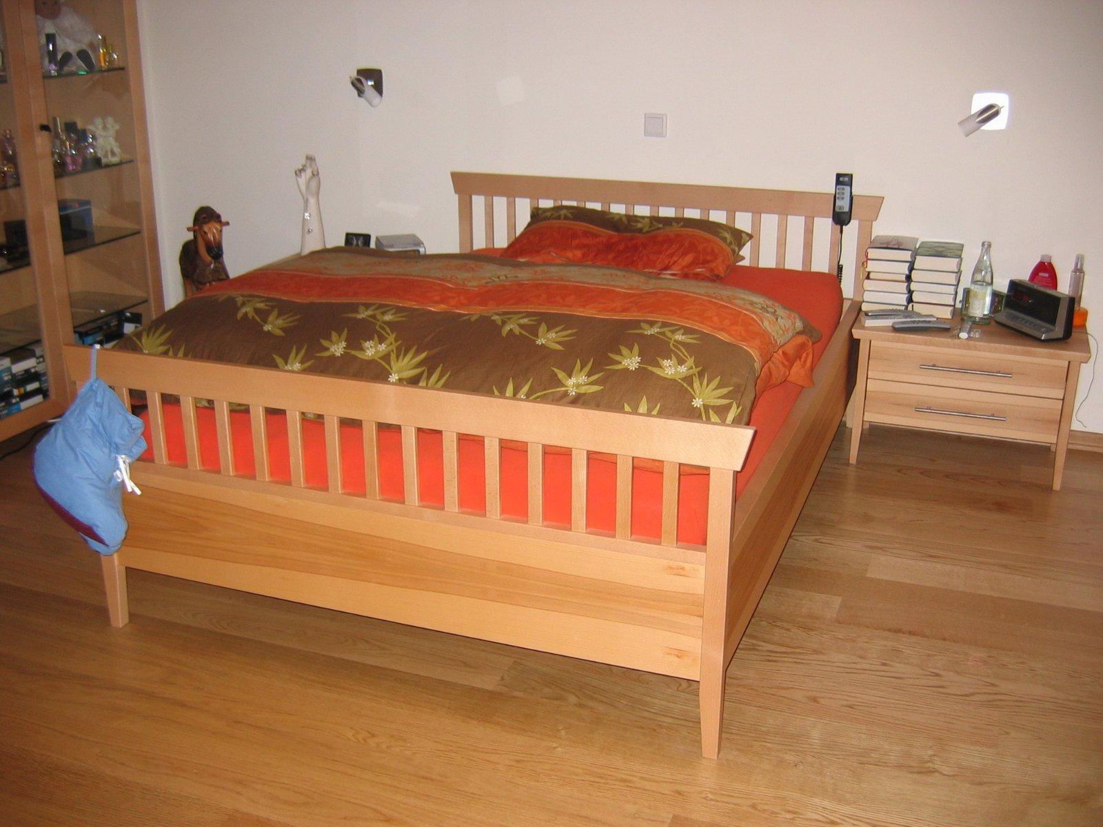 Schlafzimmer - Schreinerei Lachermeier, Beilngries
